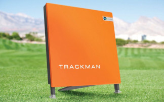 Track Man Powered Driving Range